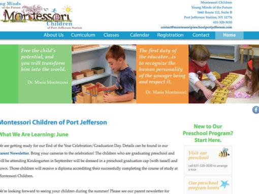 Montessori Children of Port Jefferson