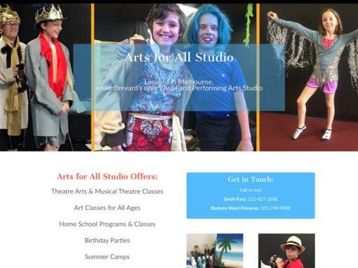 Arts for All Studio