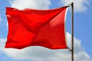 Designer Red Flags